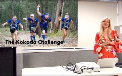 Fuelling your body for the Kokoda Challenge