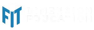 Fit Dimension Education Logo